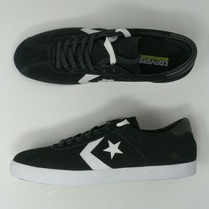Converse Break Point Pro OX Black Mens Shoes